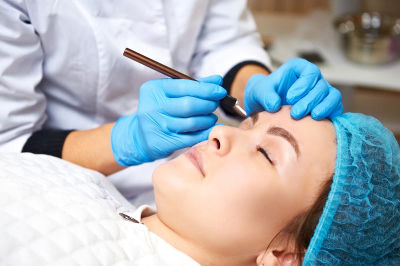 Semi Permanent Eyebrow Make Up Microblading Vs Micropigmentation